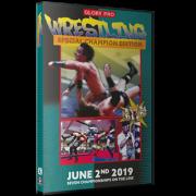 "Glory Pro Wrestling DVD June 2, 2019 ""Special Champion Edition"" - Colinsville, IL"