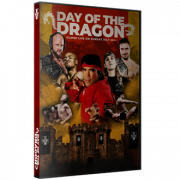 "Glory Pro Wrestling DVD July 28, 2019 ""Day of the Dragon"" - Collinsville, IL"