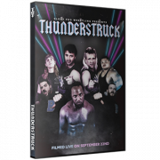 "Glory Pro Wrestling DVD September 22, 2019 ""Thunderstruck"" - Collinsville, IL"