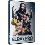 "Glory Pro Wrestling DVD October 5, 2019 ""Country Grammar"" - Affton, MO"