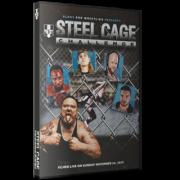 """Glory Pro Wrestling DVD November 24, 2019 """"Steel Cage Challenge"""" - Belleville, IL"""