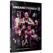 "Glory Pro Wrestling DVD December 21, 2019 ""Unsanctioned II"" - Sauget, IL"