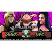 "WH2O Women's Wrestling May 4, 2019 ""Blood, Broads & Barbwire"" - Williamstown, NJ (Download)"