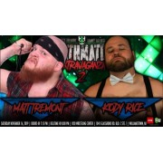 "H2O Wrestling November 16, 2019 ""Matt Tremont & Danny Havoc's Deathmatch Extravaganza 2"" - Williamstown, NJ (Download)"