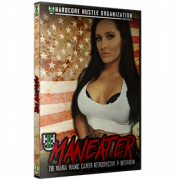 "Maria Manic DVD ""The Maneater"""