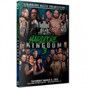 "H2O Wrestling DVD March 9, 2019 ""Hardcore Kingdom 3"" - Williamstown, NJ"