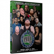 "H2O Wrestling DVD April 12, 2019 ""Opportunity Knocks #3"" - Williamstown, NJ"