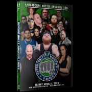 "H2O Wrestling DVD April 12, 2019 ""Opportunity Knocks #3"" - Williamstown, NJ"