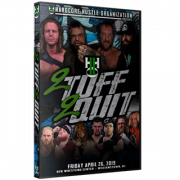 "H2O Wrestling DVD April 26, 2019 ""2 TUFF 2 QUIT"" - Williamstown, NJ"