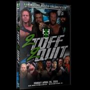 "H2O Wrestling DVD April 26, 2019 ""2 TUFF 2 QUIT"" - Williamstown, NJ"