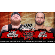"H2O Wrestling May 18, 2019 Subterranean Violence Vol. #5: ""Double Death Wars"" - Williamstown, NJ (Download)"