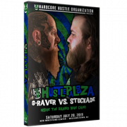 "H2O Wrestling DVD July 20, 2019 ""Hustlepalooza"" - Williamstown, NJ"