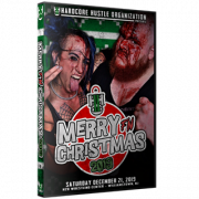 "H2O Wrestling DVD December 21, 2019 ""Merry F'n Christmas 2"" - Williamstown, NJ"