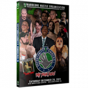 "H2O Wrestling DVD December 28, 2019 ""Opportunity Knocks #5"" - Williamstown, NJ"