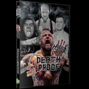 "Horror Slam Pro Wrestling DVD November 22, 2019 ""Death Proof"" - Lincoln Park, MI"