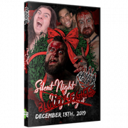 "Horror Slam Pro Wrestling DVD December 13, 2019 ""Silent Night, Bloody Fights"" - Lincoln Park, MI"
