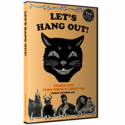 """LVAC DVD October 25, 2019 """"Let's Hang Out - Spooky Edition"""" - Bethlehem, PA"""
