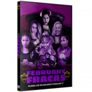 "Making Towns Wrestling DVD February 9, 2019 ""February Fracas"" - Ooltewah, TN"