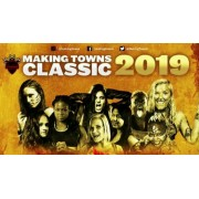 "Making Towns Wrestling May 3, 2019 ""2019 Classic"" -  Chattanooga, TN (Download)"