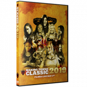 "Making Towns Wrestling DVD May 3, 2019 ""2019 Classic"" - Chattanooga, TN"