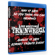 "Pro Wrestling Trainwreck Blu-ray/DVD May 17 & August 17, 2019 ""So You Think You Can Memphis & Kornet Tribute Event"" - Memphis, TN"