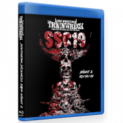 "Pro Wrestling Trainwreck Blu-ray/DVD October 18 & 19, 2019 ""Southern Sickness"" - Memphis, TN"