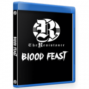 "The Resistance Blu-ray/DVD July 12, 2019 ""Blood Feast"" - Summit, IL"
