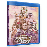 "RISE Wrestling Blu-ray/DVD June 30, 2019 ""Pride and Joy"" - Chicago, IL"