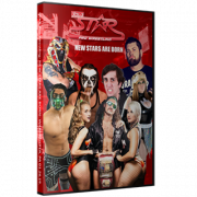"Star Pro Wrestling DVD January 26, 2019 ""New Stars are Born"" - Warminster, PA"
