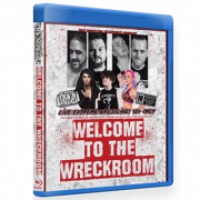 "Pro Wrestling Trainwreck Blu-ray/DVD June 23, 2019 ""Welcome To The Wreck Room"" - New Albany, IN"