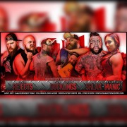 """Unsanctioned Pro January 4, 2019 """"Capital City Chaos"""" - Columbus, OH (Download)"""