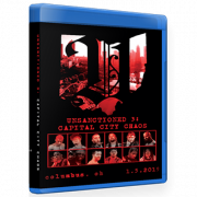 "Unsanctioned Pro Blu-ray/DVD January 4, 2019 ""Capital City Chaos"" - Columbus, OH"