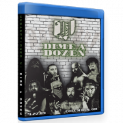 "Unsanctioned Pro Blu-ray/DVD April 27, 2019 ""Unsanctioned 4: Dime a Dozen"" - Columbus, OH"