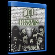 "Unsanctioned Pro Blu-ray/DVD April 27, 2019 ""Unsanctioned 4: Dime a Dozen"" - Columbus, OH"