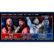 """Unsanctioned Pro June 29, 2019 """"Unsanctioned 5: Don't Try This At Home"""" - Columbus, OH (Download)"""