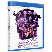 "Black Label Pro Blu-ray/DVD January 18, 2020 ""Nobody Buts BLP In A Corner"" - Crown Point, IN"
