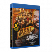 "Black Label Pro Blu-ray/DVD August 22, 2020 ""Erick Stevens Presents Professional Wrestling"" - Crown Point, IN"