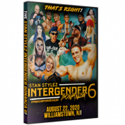 "Intergender Bonanza DVD August 22, 2020 ""The Stan Stylez Intergender Bonanza 6"" - Williamstown, NJ"