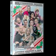 """Intergender Bonanza DVD Intergender Bonanza December 5, 2020 """"The Stan Stylez Intergender Bonanza 7: An Extra Creamy Christmas"""" - Williamstown, NJ"""