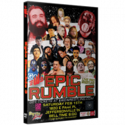 "EWE DVD February 15, 2020 ""Epic Rumble 3"" - Jeffersonville, IN"
