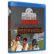 "Guanatos Hardcore Crew Blu-ray/DVD ""Murder Mansion: There Goes the Neighborhood"""