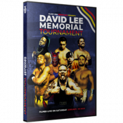 "Glory Pro Wrestling DVD January 18, 2020 ""David Lee Memorial Tournament"" - Affton, MO"