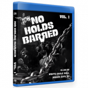 "ICW: No Holds Barred Blu-ray/DVD January 4, 2020 ""Volume 1"" Jersey City, NJ"