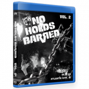 "ICW: No Holds Barred Blu-ray/DVD June 27, 2020 ""Volume 2: Deathmatch Drive-In"" Atlantic City, NJ"