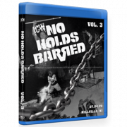 "ICW: No Holds Barred Blu-ray/DVD July 4, 2020 ""Volume 3: Deathmatch Drive-In"" Millville, NJ"