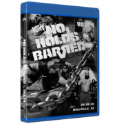 "ICW: No Holds Barred Blu-ray/DVD August 8, 2020 ""Volume 4: Deathmatch Circus"" Millville, NJ"