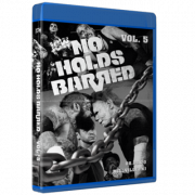 "ICW: No Holds Barred Blu-ray/DVD August 8, 2020 ""Volume 5: Deathmatch Circus"" Millville, NJ"
