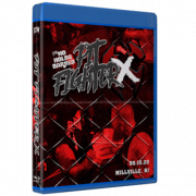 "ICW: No Holds Barred Blu-ray/DVD August 7 & September 10, 2020 ""The Pit & Pit Fighter X"" Millville, NJ"