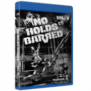 "ICW: No Holds Barred Blu-ray/DVD September 11, 2020 ""Volume 6: Rollin' With The Punches"" Millville, NJ"