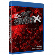 "ICW: No Holds Barred Blu-ray/DVD October 16, 2020 ""Pit Fighter X2"" Millville, NJ"